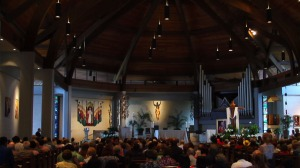Novena to The Divine Mercy 2011,  Our Lady of Mercy Church, Baton Rouge, LA